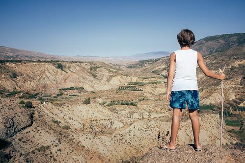 landscape montain spain wild andalucia fuji x100f