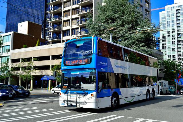 Community Transit 2010 Alexander Dennis Enviro500 10810