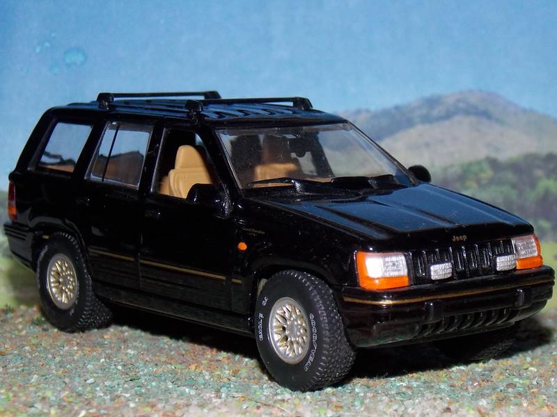Jeep Grand Cherokee - 1993