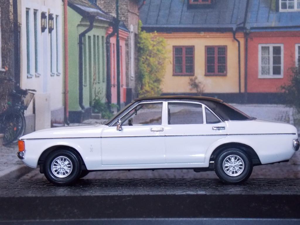 Ford Granada Ghía (MKI) – 1972