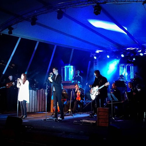 Hooverphonic at Amsterdamse Bostheater (2) #concert
