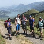 Wanderweekend Fuonalp Aug 17'