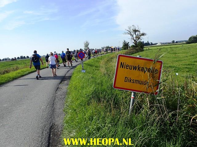 2017-08-23                Diksmuide         2e dag  33 Km  (25)