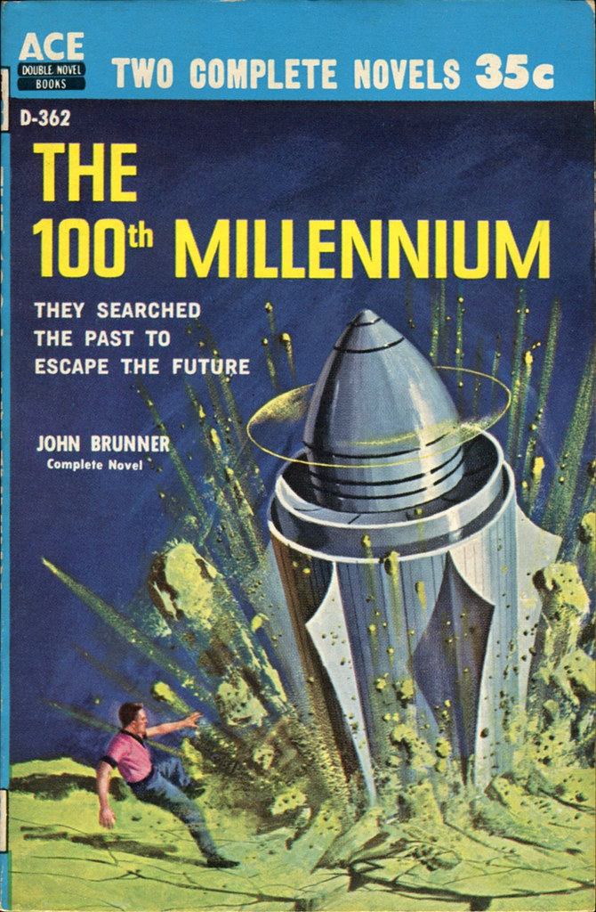 Image result for John Brunner: The 100th Millenium.