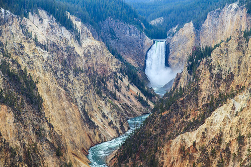 Grand Canyon of the Yellowstone | by Kevin Baird