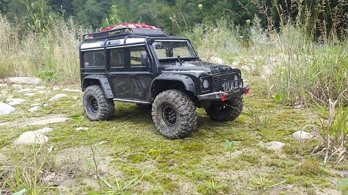 TRX4 Land Rover Defender 110   by grimm.flickr
