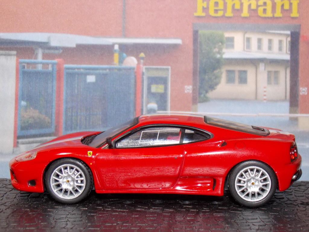 Ferrari 360 Challenge Stradale – 2003