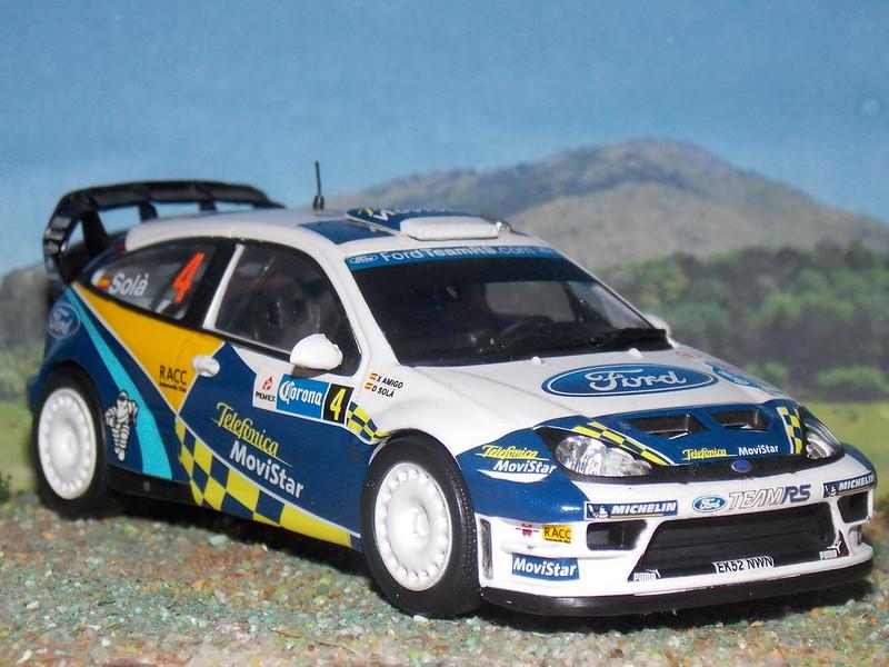 Ford Focus WRC – Mexico 2005