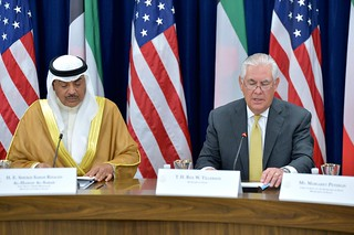 Secretary Tillerson Delivers Opening Remarks at the U.S.-Kuwait Strategic Dialogue in Washington
