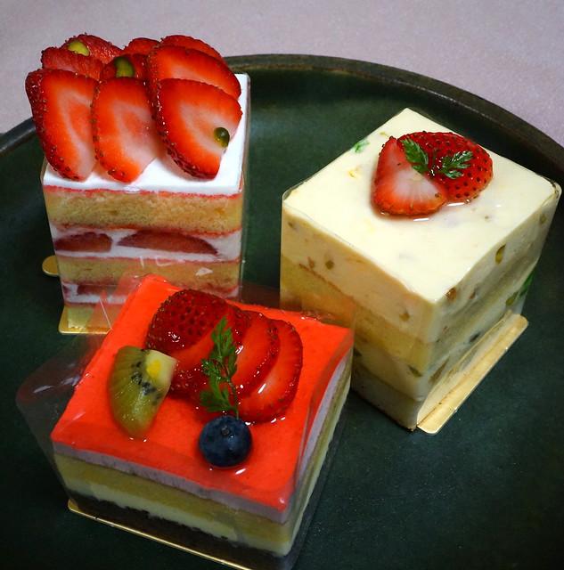 Cakes (by Mikage-Takasugi,Kobe JAPAN)