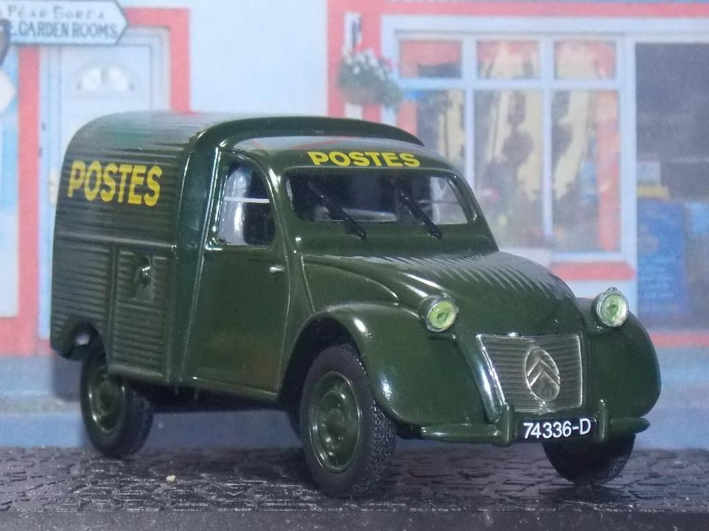 Citroën 2CV AU – 1951