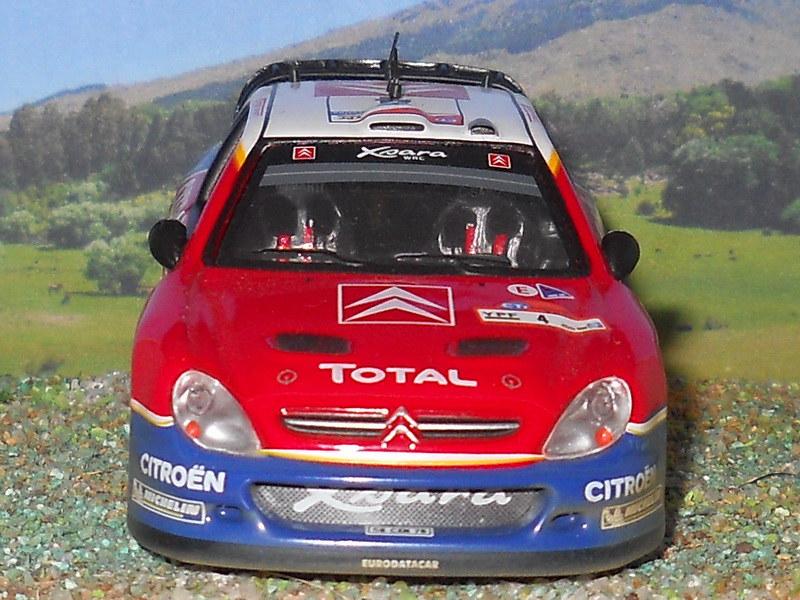 Citroën Xsara WRC – Rally Argentina 2004