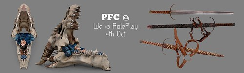 PFC @ We <3 RolePlay | by Pucca Firecaster Creations