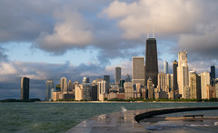 Chicago: Lit by the Morning Sun
