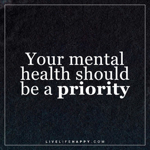 Your mental health should be | by deeplifequotes
