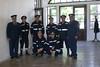 Eine Gruppe der 22 aktiven Feuerwehrleute