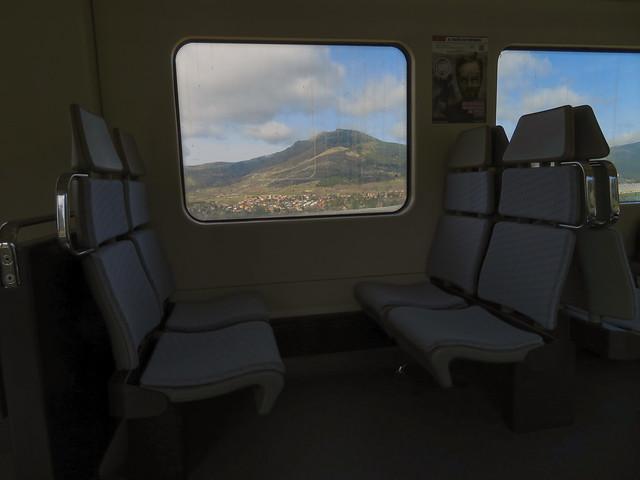 Renfe Cercanias:  tren a Cercedilla (2017)