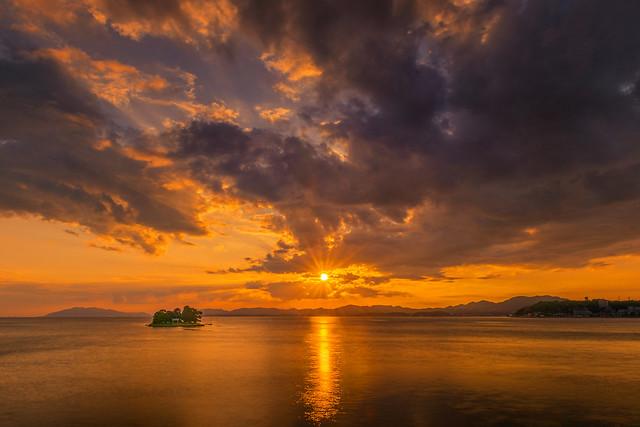 sunset 2107