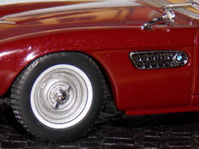 BMW 507 – 1956