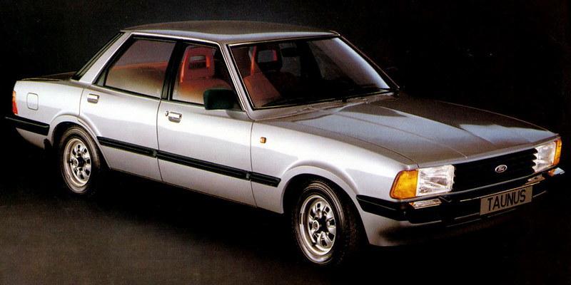 Ford Taunus 1.6 L – 1981