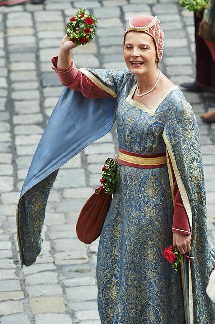 Landshuter Hochzeit 2017 - Adelige Dame 2