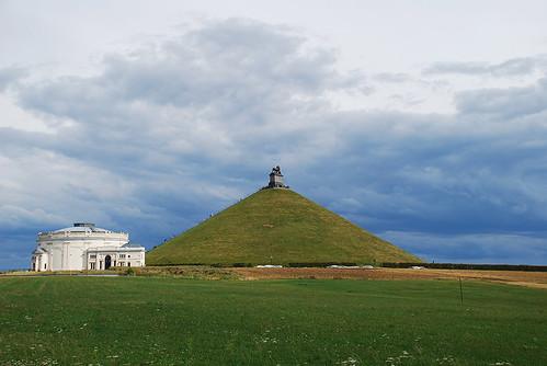 Daguitstap Leeuw van Waterloo   by Suzanne Gielis