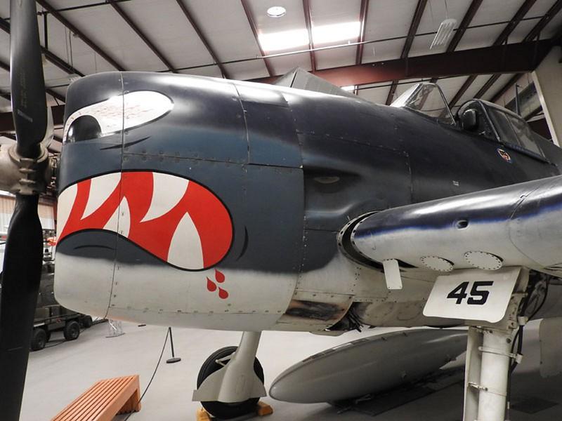 Grumman F6F-5 Hellcat 3