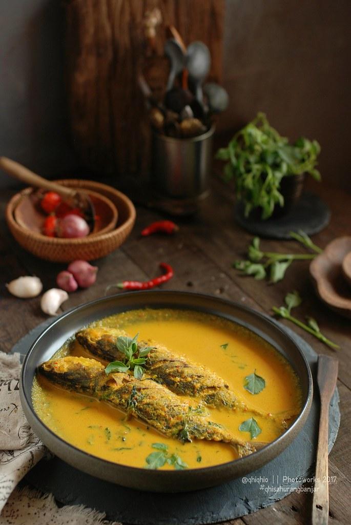 ikan kembung masak santan qhiqhio dauli flickr Resepi Ikan Bakar Santan Enak dan Mudah