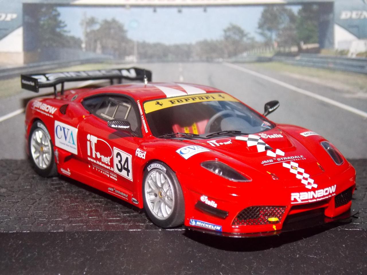 Ferrari F430 Scuderia – GT3 2009