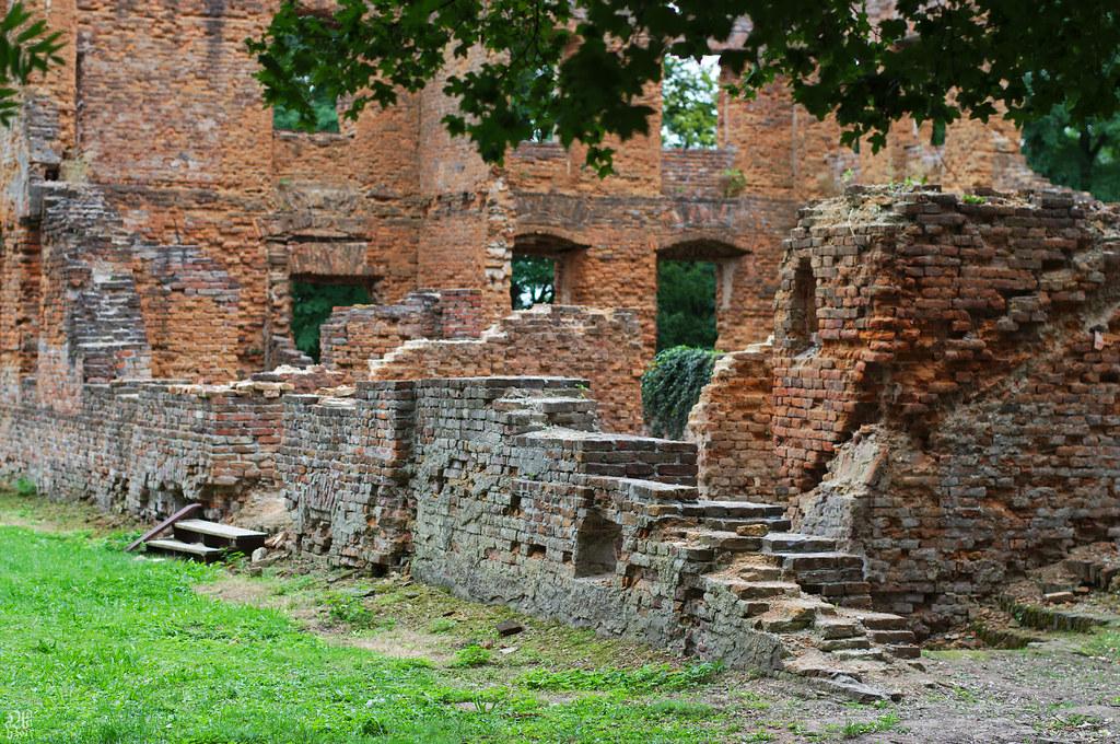 Pałac Eichendorffów - Ruine | Schloss Lubowitz de.wikipedia.… | Flickr