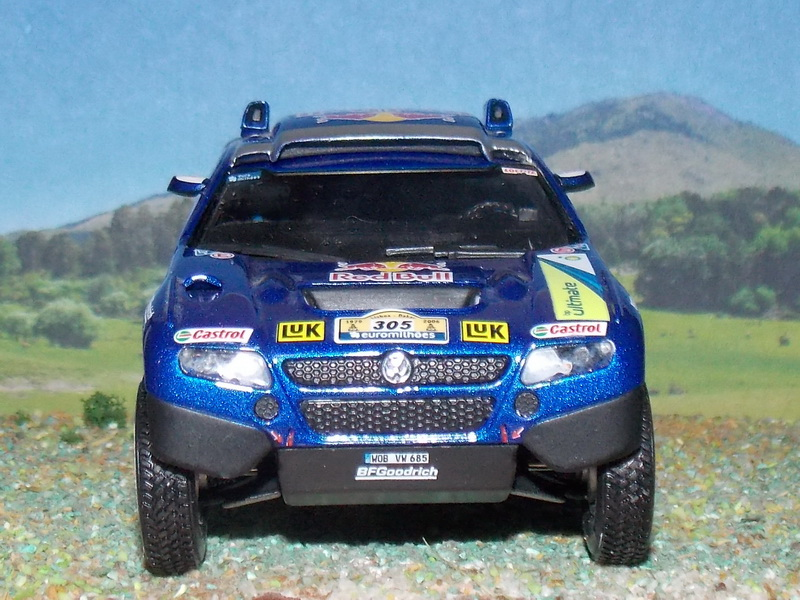 VW Touareg Race 2 – Dakar 2006