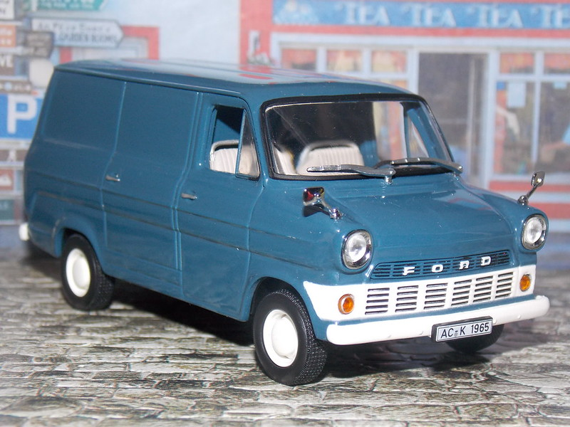 Ford Transit Kastenwagen – 1965