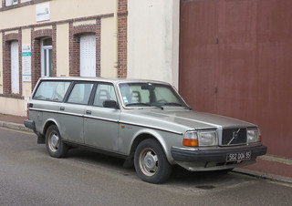 Volvo 240 GL Estate | by Spottedlaurel