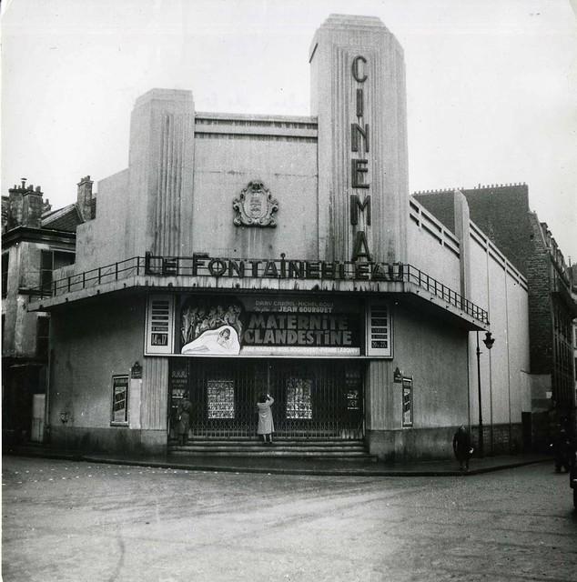 Cinéma Le Fontainebleau