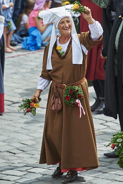 Landshuter Hochzeit 2017 - Bürgerin 1