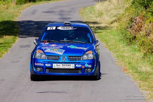 Rallye de Bagnols les Bains 2017