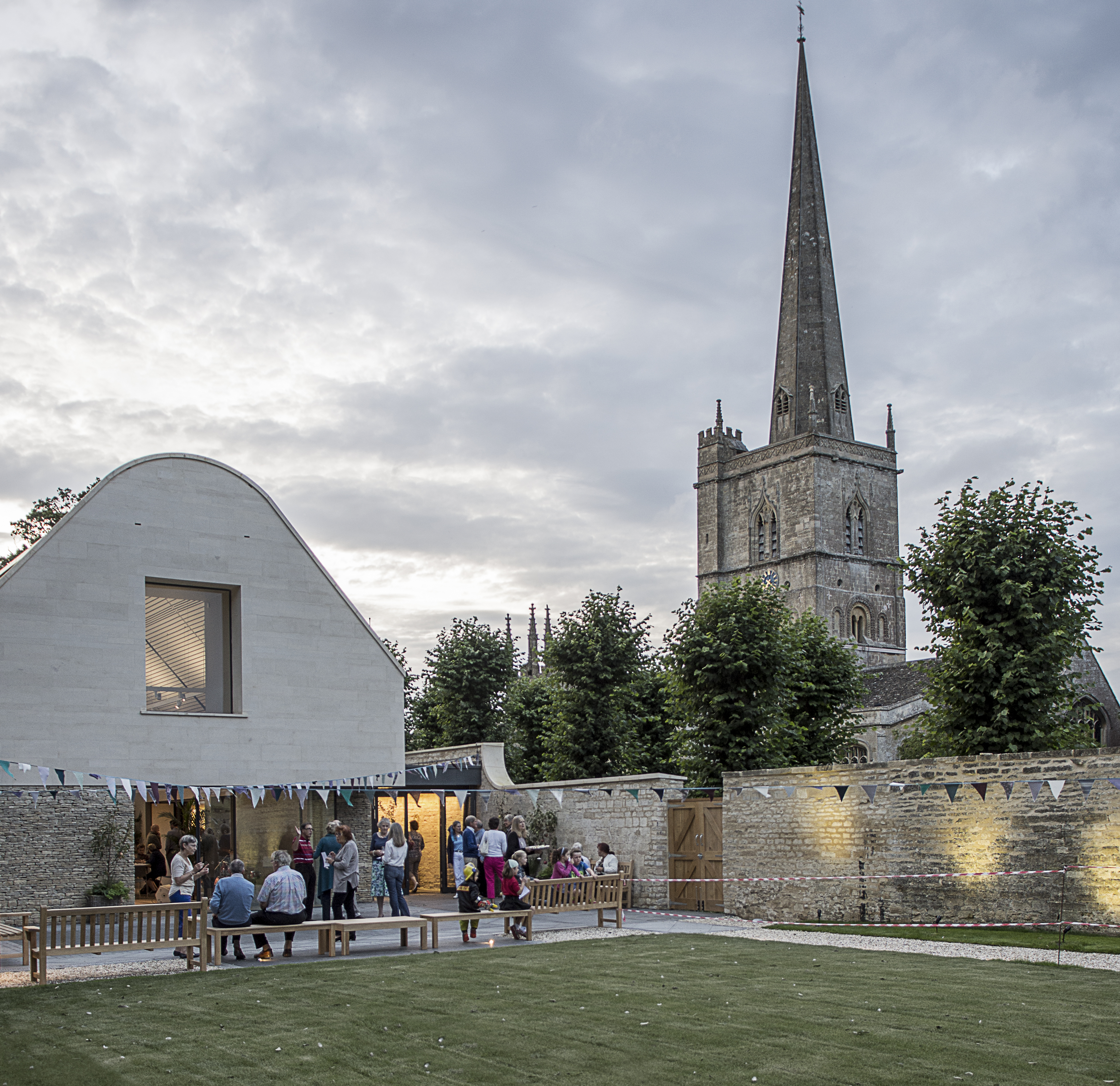 Presidents' Award for new church buildings: Burford