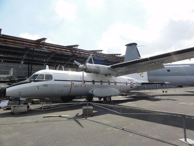 Fregate N 262E 1