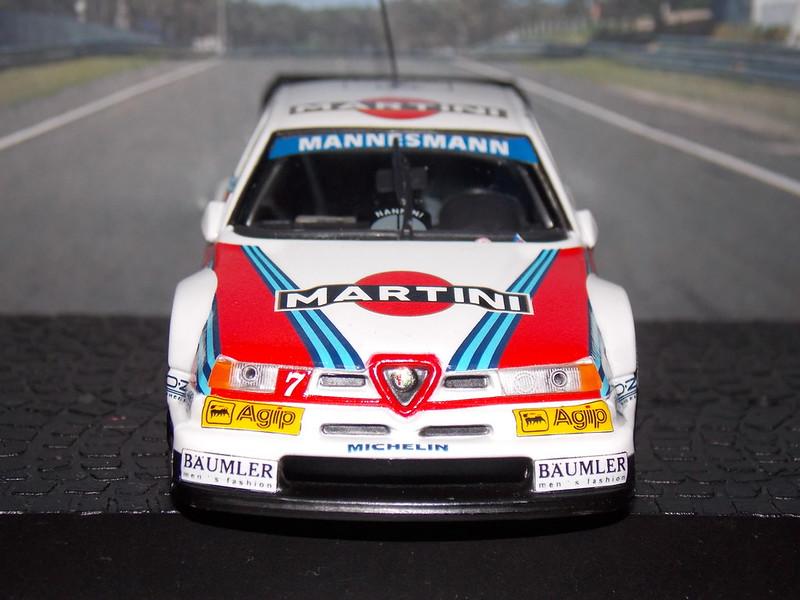 Alfa Romeo 155 V6 Ti – DTM 1995
