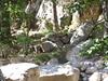 Point de traversée RG - RD en amont de la vasque-cascade