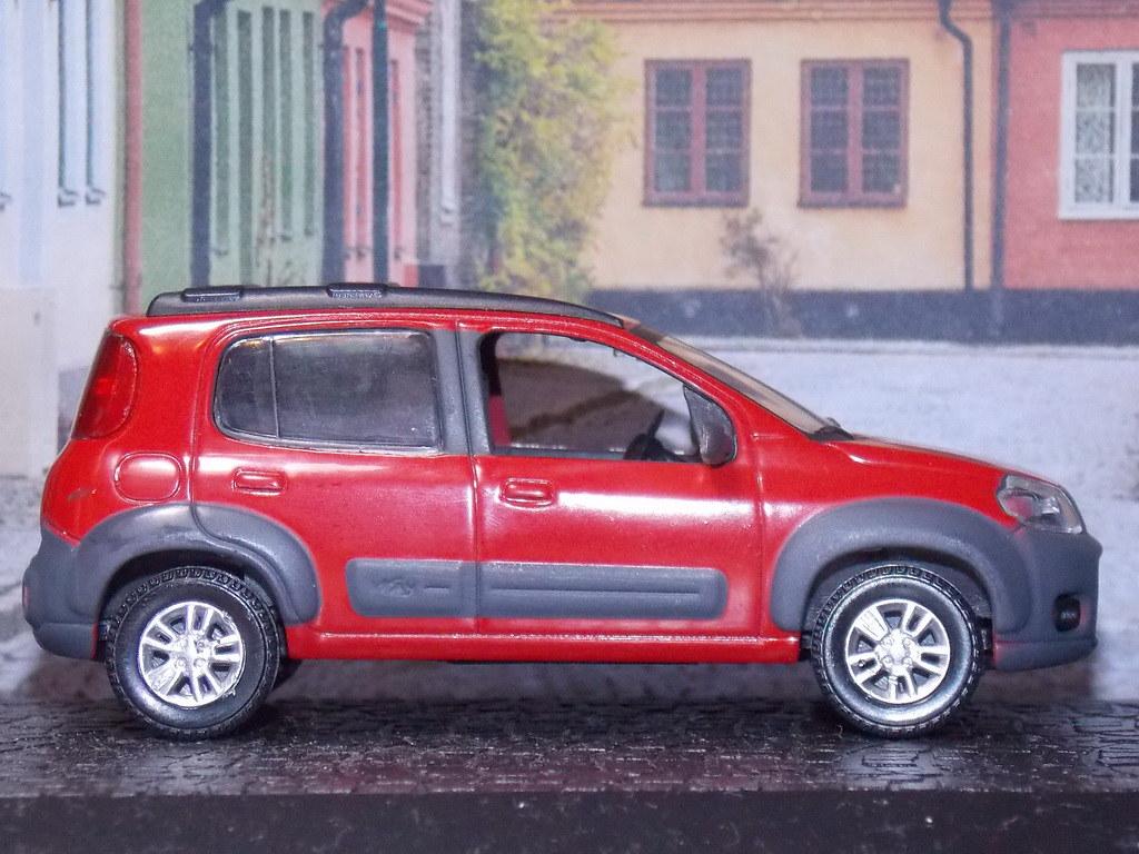 Fiat Nuevo UNO Way – 2010