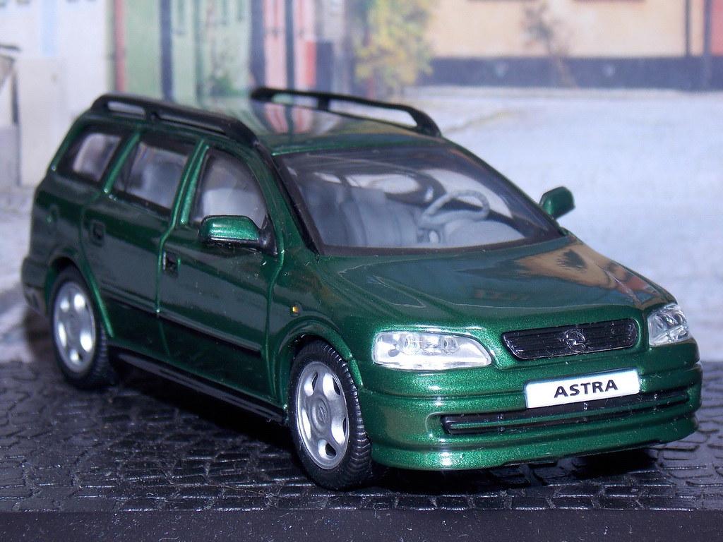 Opel Astra Caravan - 1998