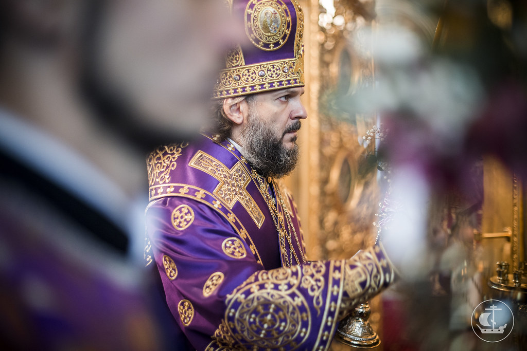 27 сентября 2017, Воздвижение Честного и Животворящего Креста Господня / 27 September 2017, The Universal Exaltation of the Precious and Life-giving Cross