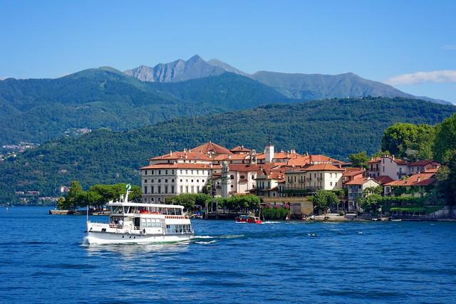 Isola Bella / Isola Boromee / Boat ride