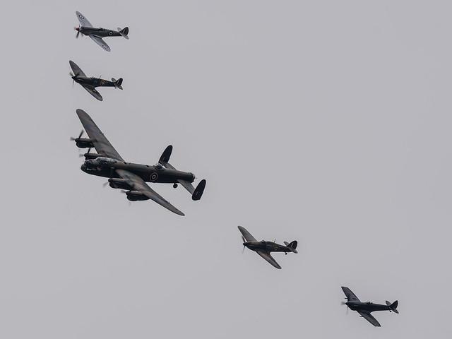 RAF BBMF RIAT 2017