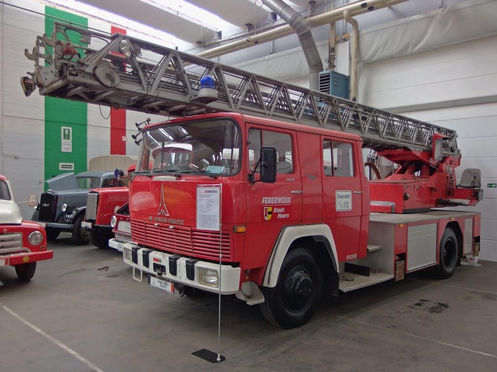Magirus 170 D 12 F Ps Speicher Einbeck Lkw Depot Thomas Vogt
