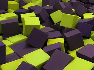 Cubes   by Shinji Abe
