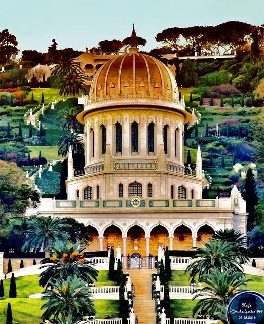 bahai shrine