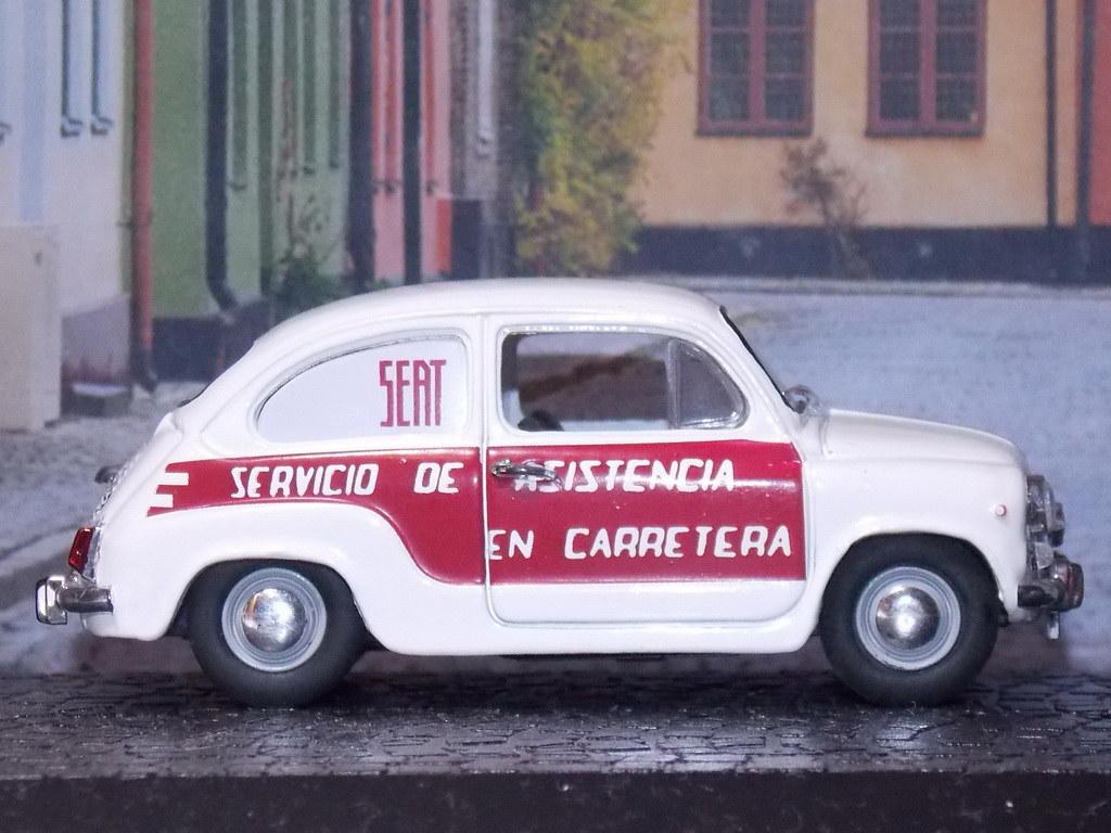 Seat 600 E Comercial – 1970