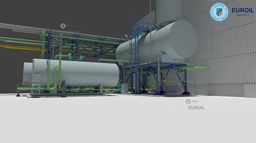 25 T/h Boiler Installation